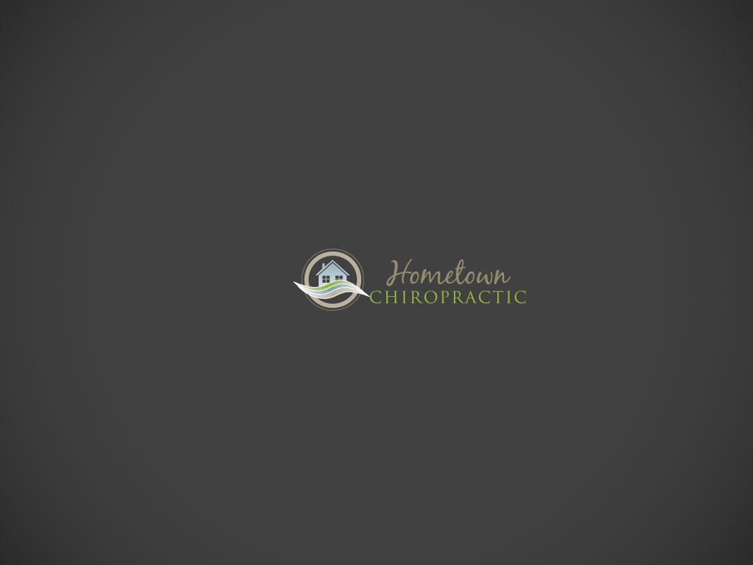 Hometown Chiropractic Logo